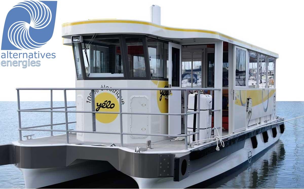 La Rochelle : 2 Nouveaux Passeurs par Alternatives Energies