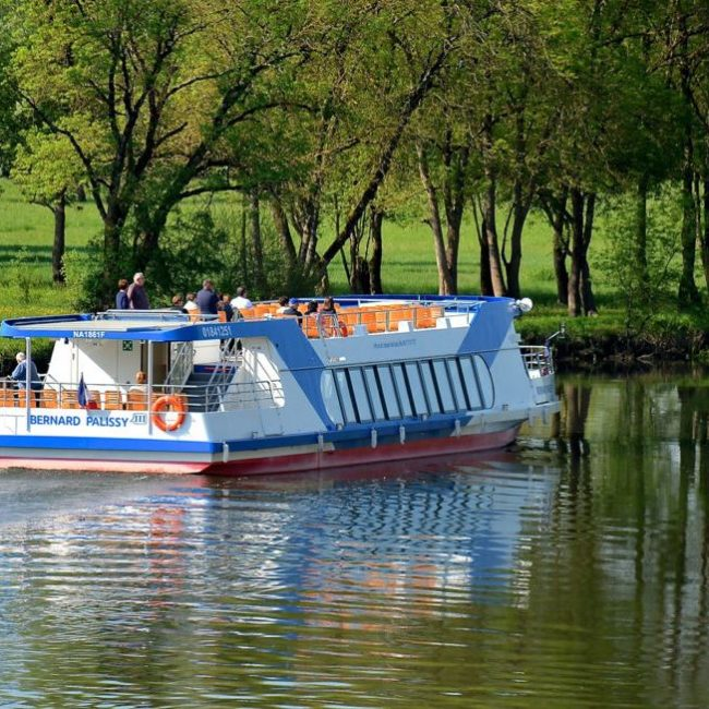 solution navales bateau Bernard Palissy par Alternatives Energies
