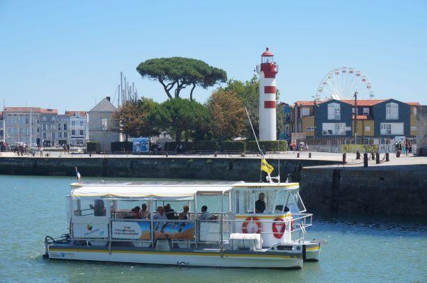Historique de la société, Premier bateau 100% électrique à Passager