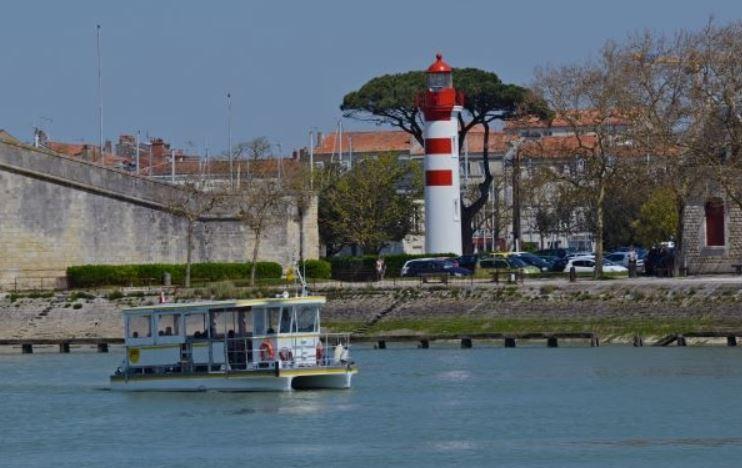 Mise en service à La Rochelle du Passeur Electrique 2