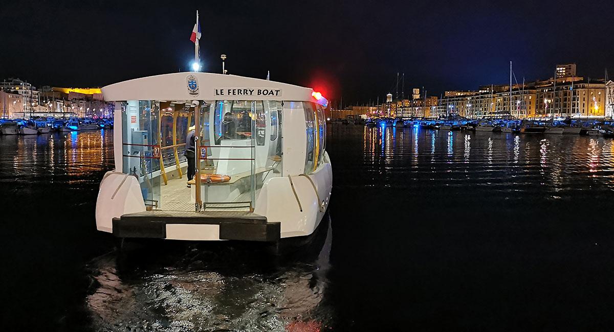 Ferry Boat de Marseille : Mise à jour des batteries par Alternatives Energies